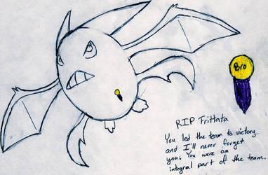 RIP Frittata by fwooshfrog