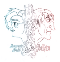 WIP: Heaven's Light and Hellfire by DuskChant