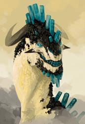 Aquamarine by Pythosart