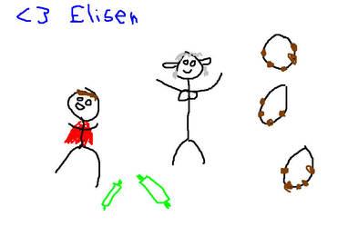 Elisen by CGChewie