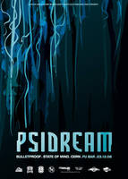 Psidream poster by Crittz
