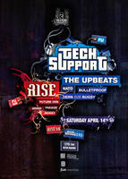 TechSupport + Rise Special by Crittz
