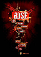 'Rise' Flyer - updated by Crittz