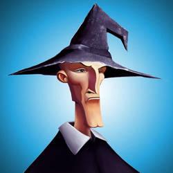 Wizard by JesusFC