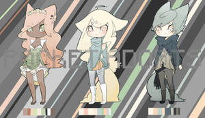 elles-mini adopts batch-[3/3 sold] by p-o-c-k-e-t
