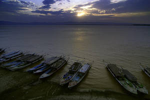 Buu Phayar jetty by ThaKhinGyi