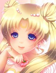 Princess Serenity by Emi-Liu