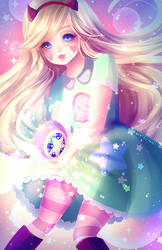 Star Butterfly [SPEEDPAINT] by Emi-Liu