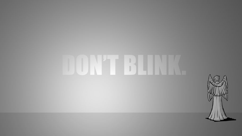 Don't blink 1/3 by RatButcher
