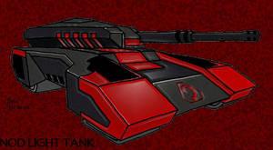 NOD Light Tank by Doom-Tanker