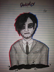 Darkiplier by SylasTheHero14