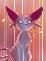 Day 7-your favorite eevelution by PrincePeachu