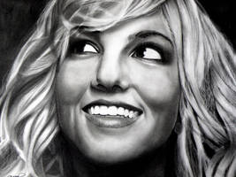 Britney Spears by aplusp