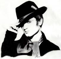 Elijah Wood. by Skissored