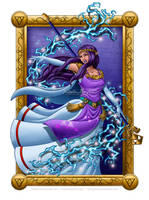 The Dark Princess: Hilda by KrisCynical