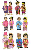 Traditional Clothes by roelworks