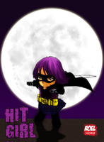 Hit Girl by roelworks
