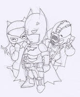 dark knight rises by roelworks