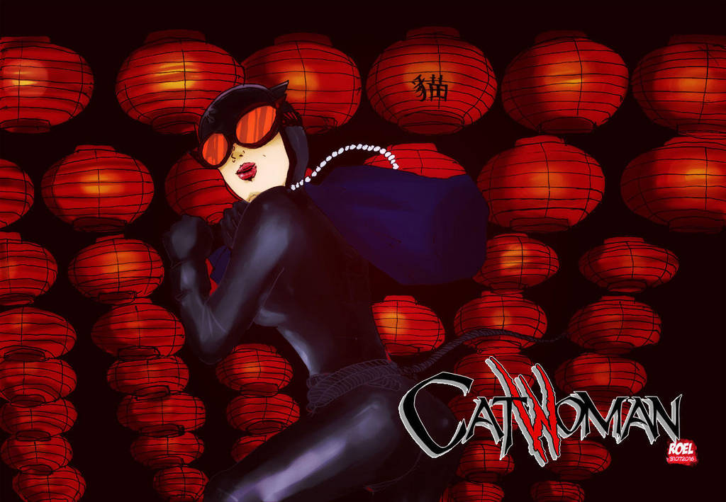 Selina in China Town by roelworks