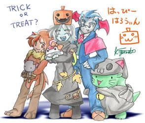 Happy Halloween 2010 by MAINFRAME-FanClub
