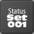Status Set 001 by AwesomeTheAmazing