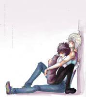 Just two by Rhapsodii-kun