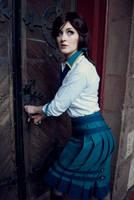 Bioshock infinite: Elizabeth by Rhapsodii-kun