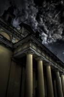 . Cathedral . by trocker