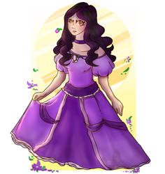 Princess Aphmau by Umbrella-cat