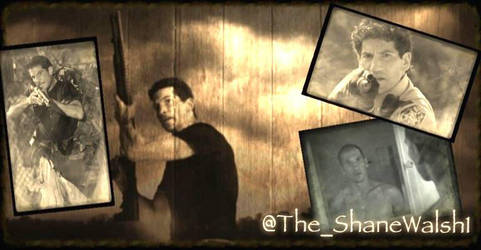 shane edit I did for a twitter account by Sandy-reaper