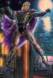 Magneto Genosha by Sandy-reaper