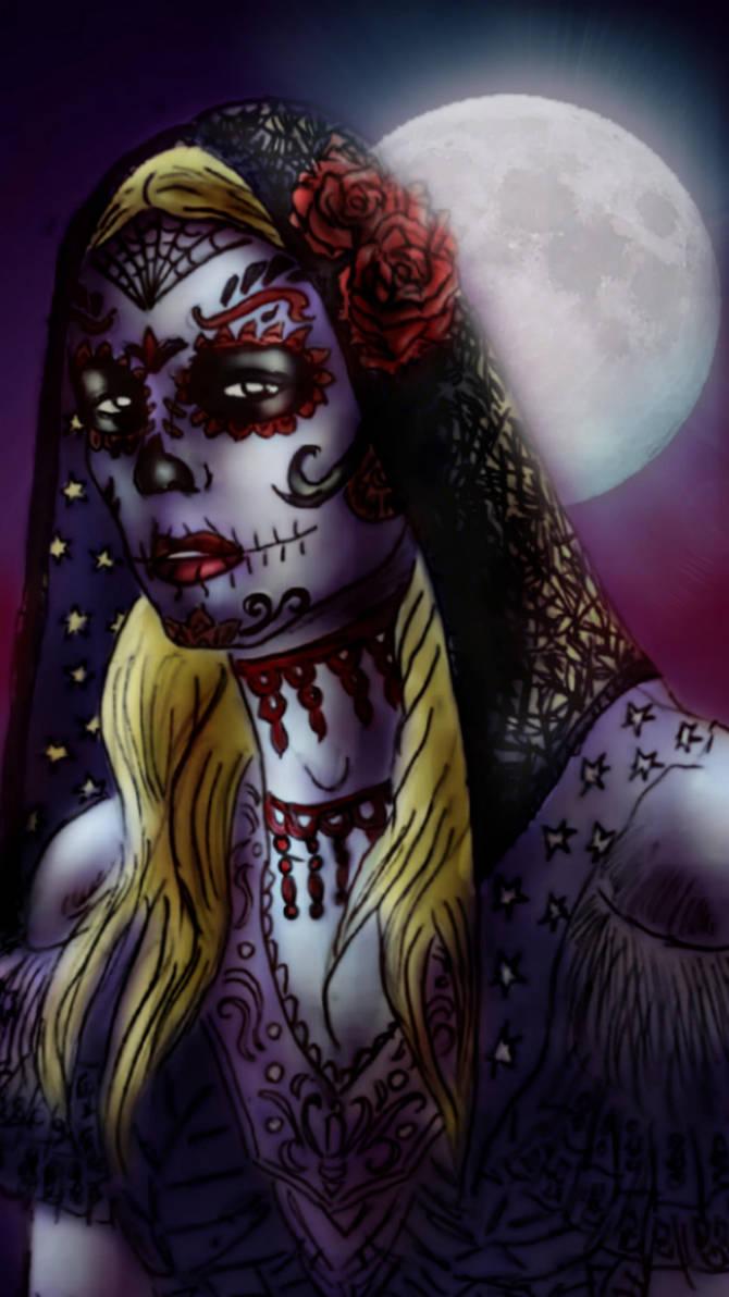 muerte by Sandy-reaper