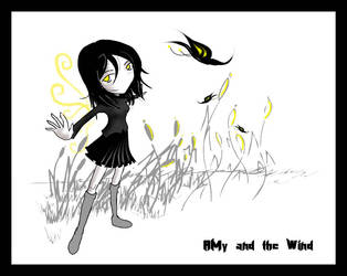:: AMy and the Wind :: by maxlain