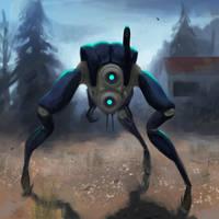 Combine Hunter by chriskot