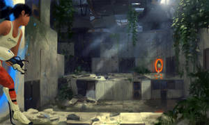 Portal 2 by chriskot
