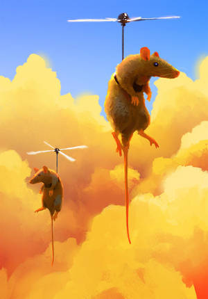 Propeller Rats by chriskot