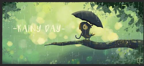 Rainy Day by CookiesOChocola