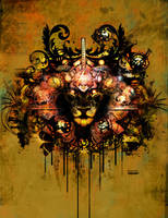 Lion Heart by Nonsense-Prophet