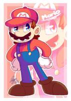 .: Mario Bros :. by MimiGuerrero
