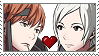 Robin/Gaius stamp by The-Sprite-Lady