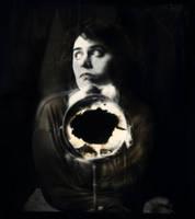 the suicidal mirror by lauren-rabbit