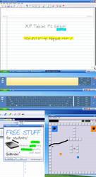 Transform Windows XP to Windows XP Tablet PC 2005 by xulfikar