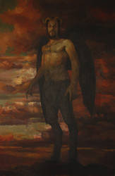 Lucifer by Parmjeet-Johal