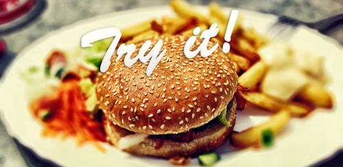 Try it! (Burger) by kadet13