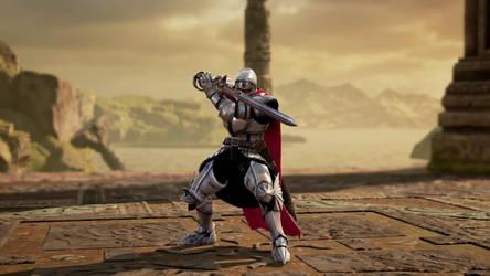 SC Knighthawk by Parasyte123