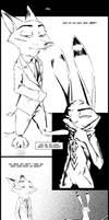 Sunderance - Chapter 14.2: Kitsunetsuki by TheWyvernsWeaver