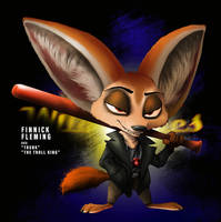 Sunderance - Character Profile: Finnick Fleming by TheWyvernsWeaver