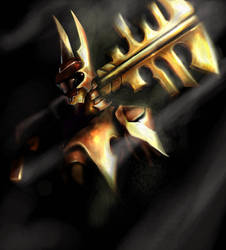 KH3: Egnimatic Soldier by spirapride