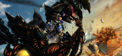Transformers by spirapride