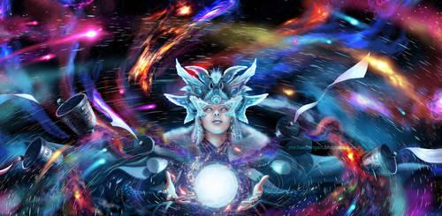 Cosmic Banishment by spirapride